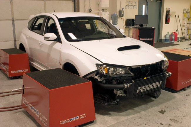 The Great Subaru Intercooler Test | PERRIN Performance