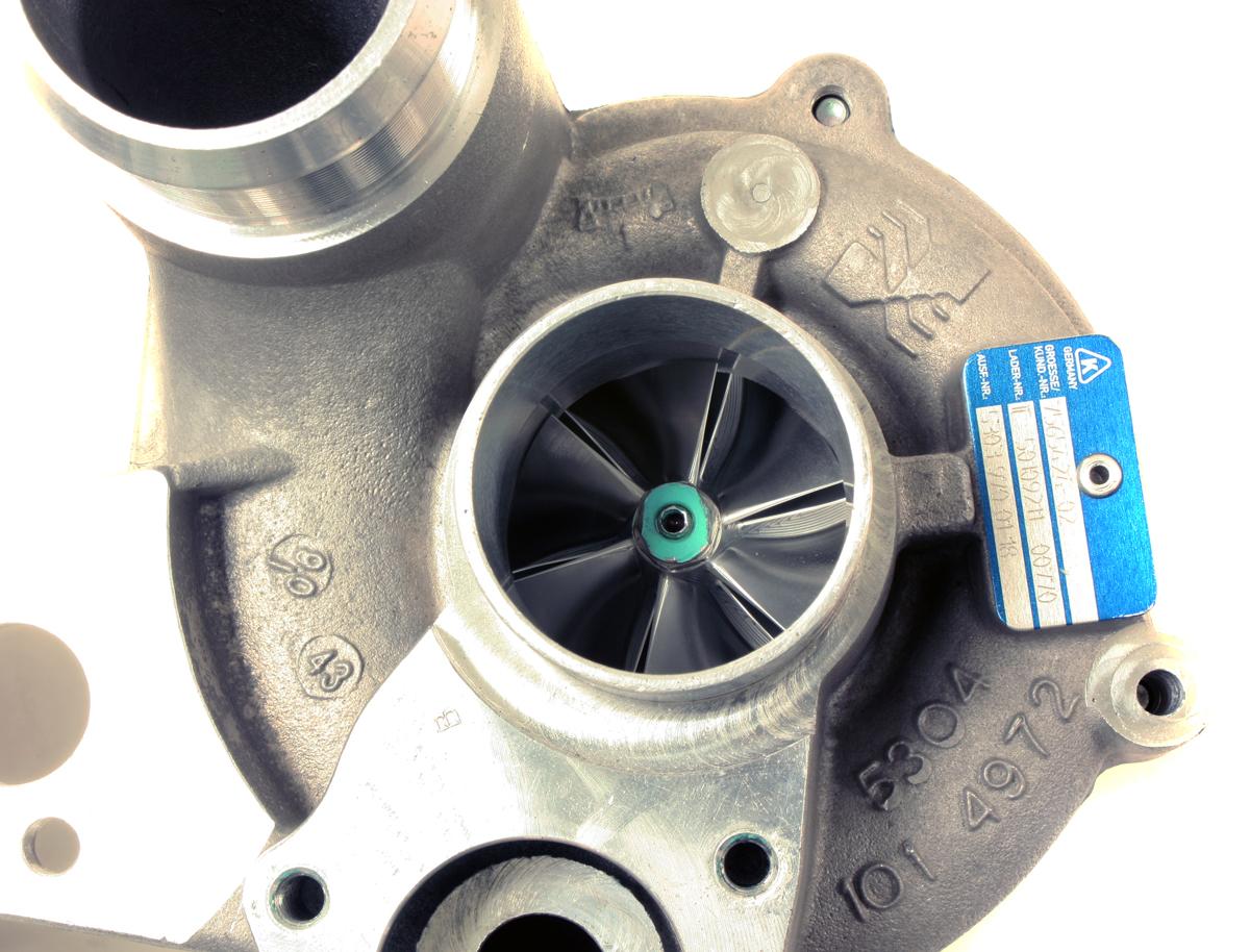 ALTA Billet 56 Turbo Upgrade | PERRIN Performance
