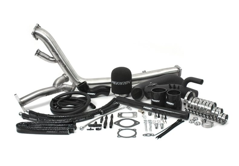 Rotated Turbo Tuner Kit for Garrett Turbo   PERRIN Performance