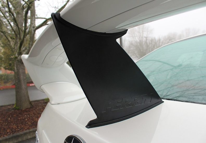 PERRIN Wing Stabilizer on 2011-2014 STI Sedan
