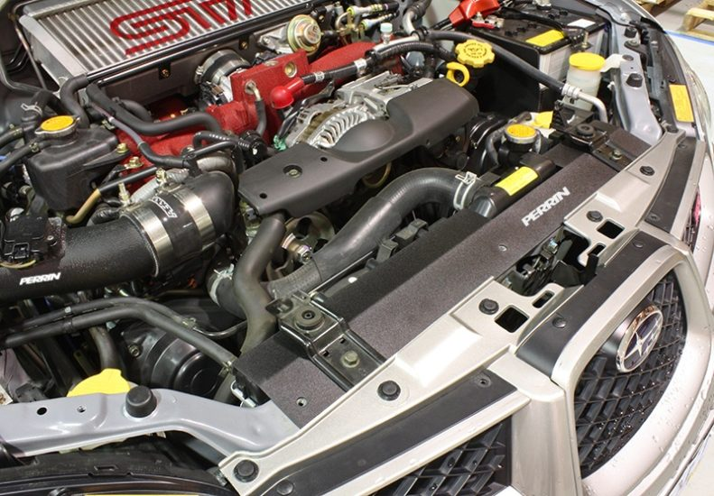 Radiator Shroud | PERRIN Performance